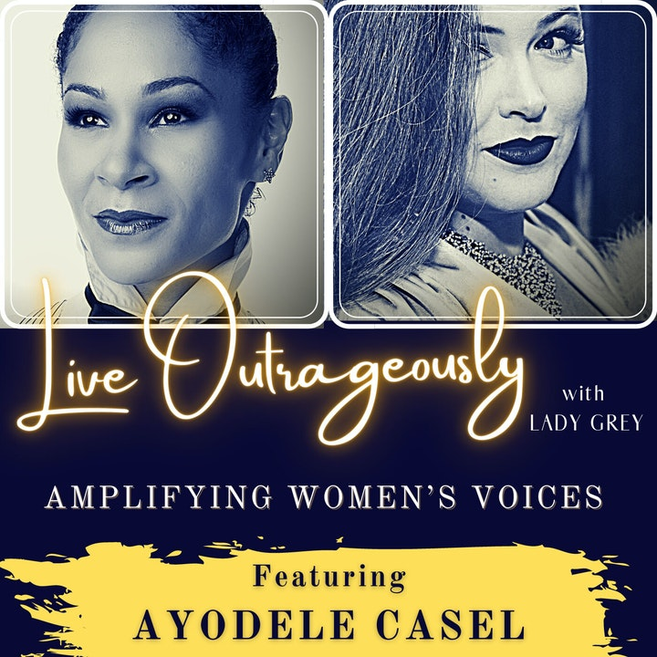 Amplifying Women's Voices with Ayodele Casel