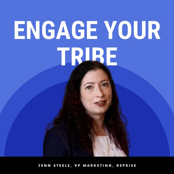 Connecting with prospects through podcasting w/ Jenn Steele Image