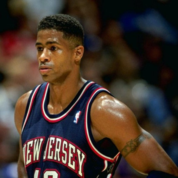 Kendall Gill: Illinois great, All-American and NBA star - AIR042 Image