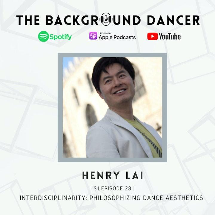 Interdisciplinarity: Philosophizing Dance Aesthetics   Henry Lai