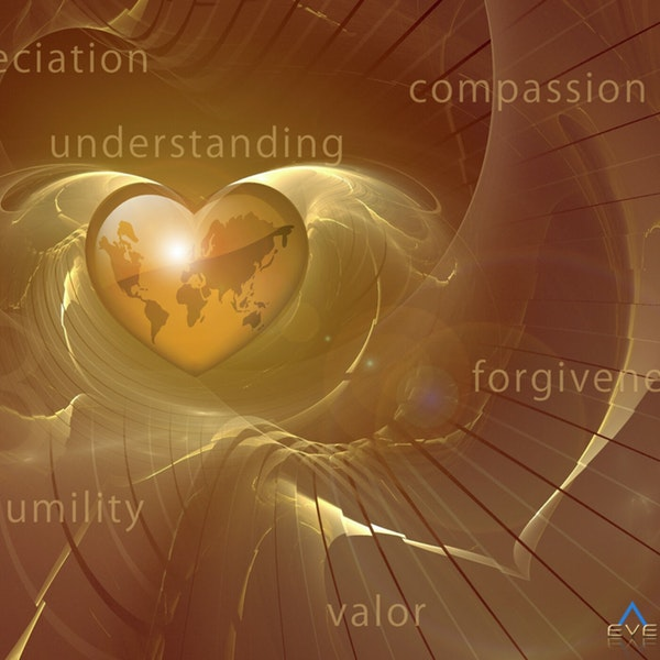 Flow In Compassion Meditation - Brighten The Path For Others Image
