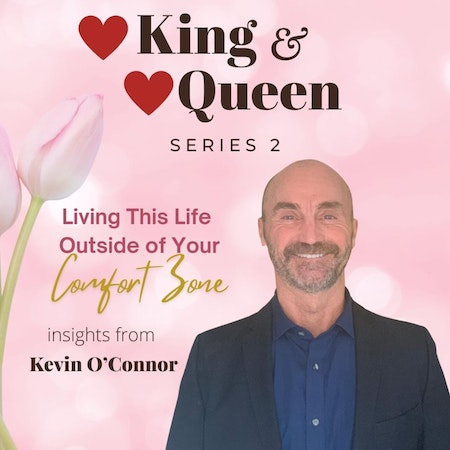 Living This Life Outside of Your Comfort Zone | Kevin O'Connor Image