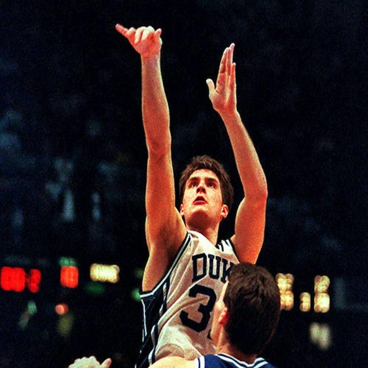 Christian Laettner: Two-time NCAA Champion, 1992 Dream Teamer and NBA veteran - AIR003