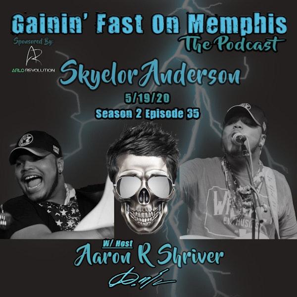 Skyelor Anderson | Singer/Songwriter Image