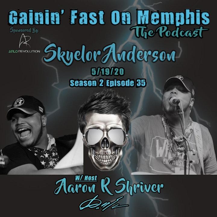 Skyelor Anderson   Singer/Songwriter