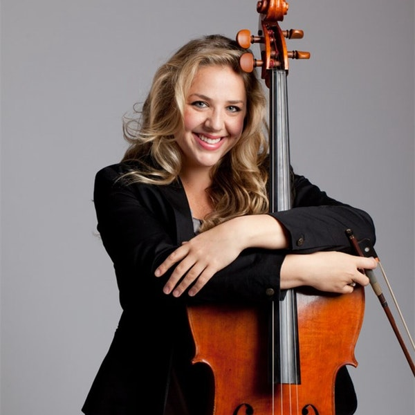 Natalie Helm, Principal Cellist of the Sarasota Orchestra, Joins the Club Image