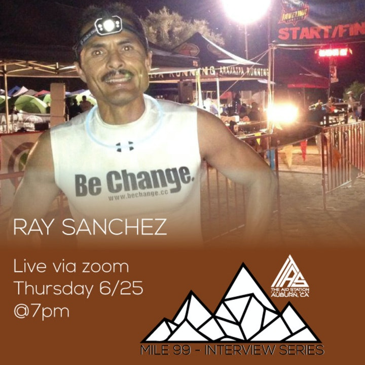 Episode 7 - Ray Sanchez