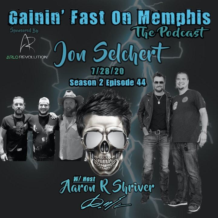 "Jon Selchert | ""Church Choir"" Member & Jonny Front Row"