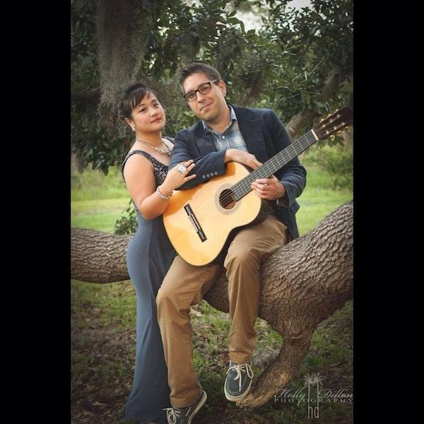 Meet Suncoast Music Power Couple-Jon Godfrey and Jenny Kim-Godfrey Image