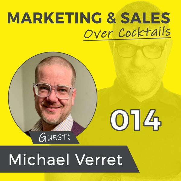 014: Does Your Passion Drive Your Business? with Michael Verret Image