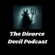 The Divorce Devil Podcast Album Art