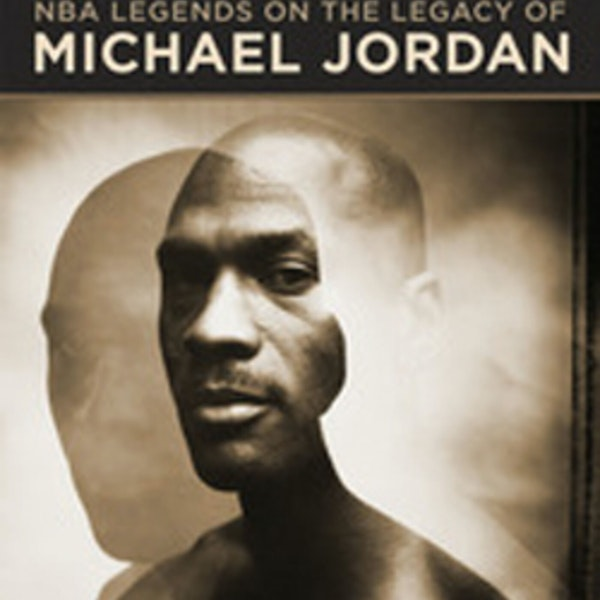 Michael Jordan's rookie NBA season - Sam Smith - There Is No Next: NBA Legends on the Legacy of MJ - NB85-7 Image