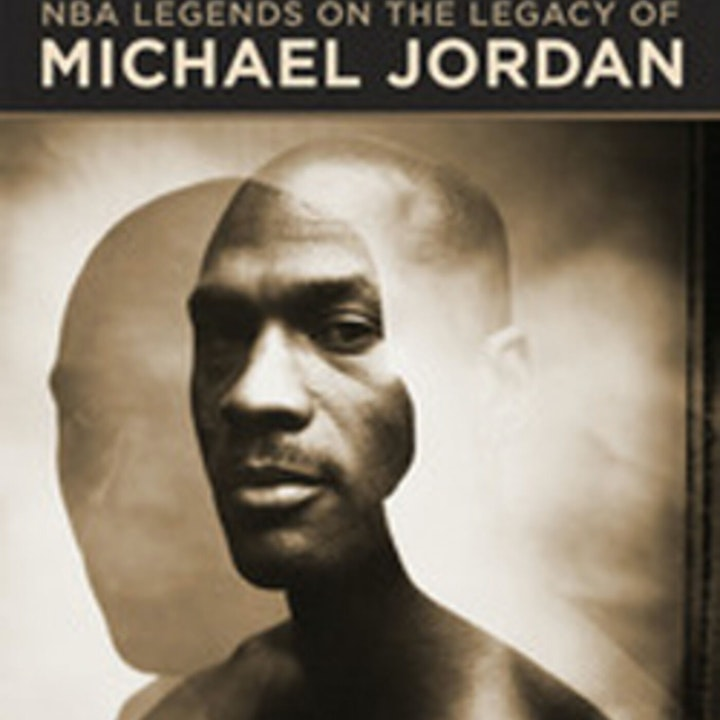 Michael Jordan's rookie NBA season - Sam Smith - There Is No Next: NBA Legends on the Legacy of MJ - NB85-7