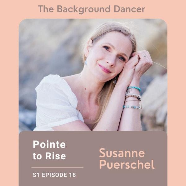 Pointe To Rise   Susanne Puerschel Image