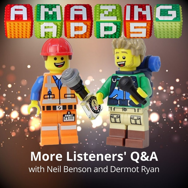 More Listeners' Q&A