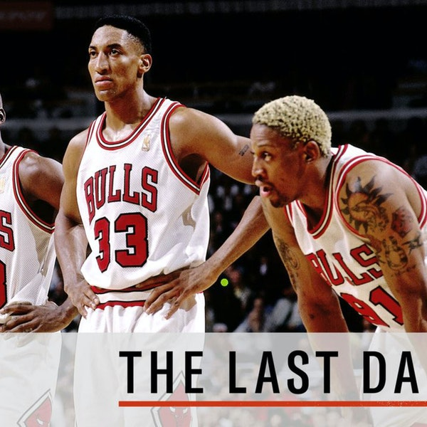 The Last Dance - Episode 1 recap (Guest: Scott Burrell - 1998 NBA Champion) - AIR100 Image