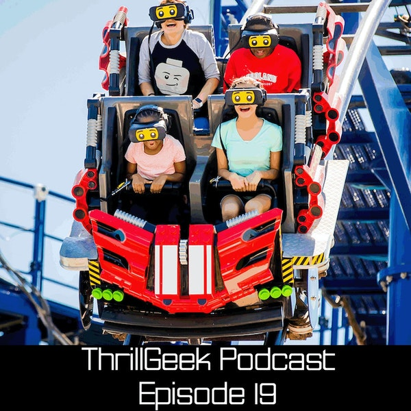 The Great LEGO Race VR Roller Coaster & HHN 28 dates revealed Image