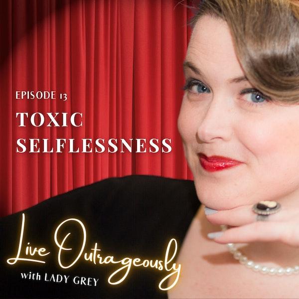 People-Pleasing & Toxic Selflessness Image