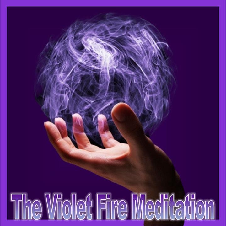 The Violet Fire Meditation