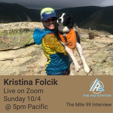 Episode 15 - Kristina Folcik Image