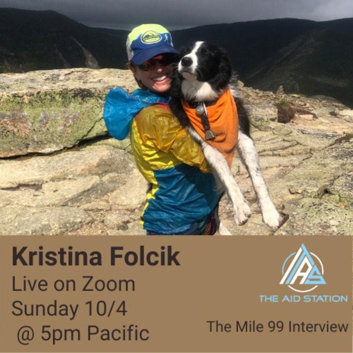Episode 15 - Kristina Folcik