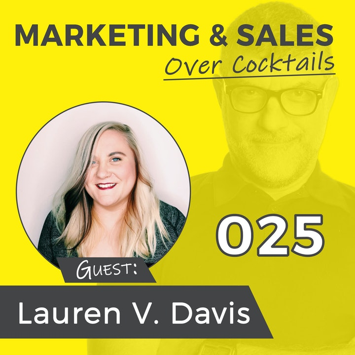 025: SHHHHHH! Social Media Marketing Hacks Right Here, with Lauren V. Davis