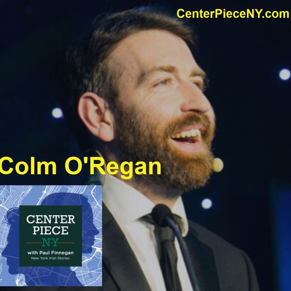 Season Two Preview: A chat with Colm O'Regan