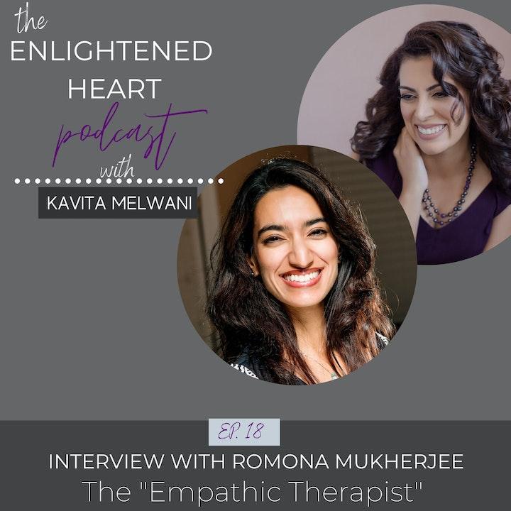 Empathic Therapist - Interview with Romona Mukherjee