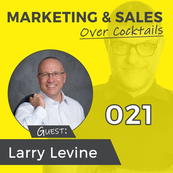021: So are You a Sales Rep....or a Sales Professional? with Larry Levine Image