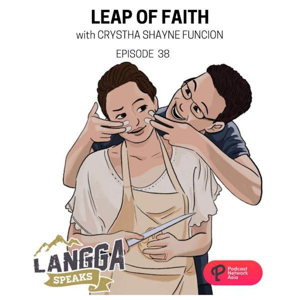 LSP 38: Leap of Faith with Crystha Shayne Funcion Image