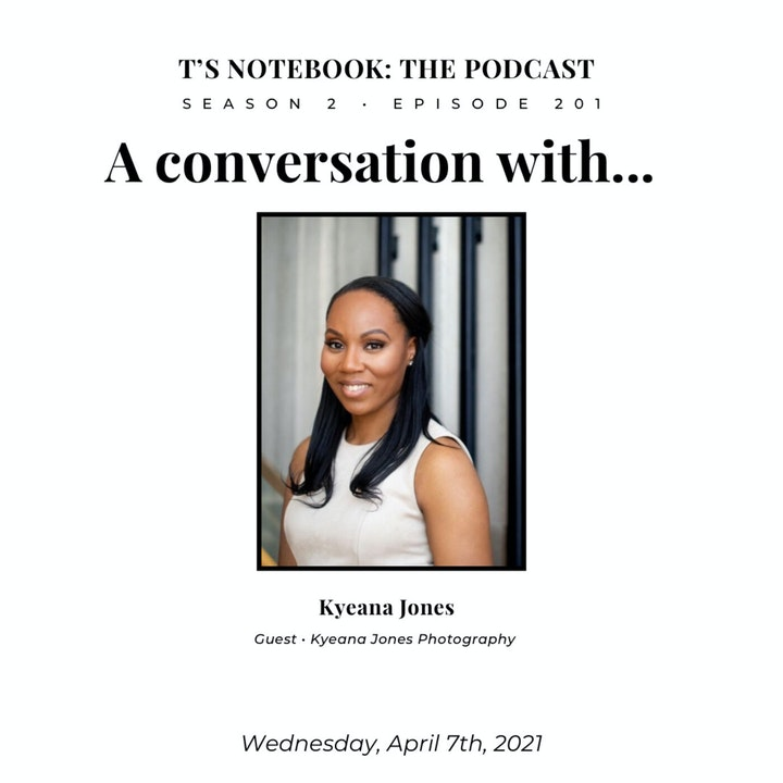 Ep. 201: A Conversation with...Kyeana Jones
