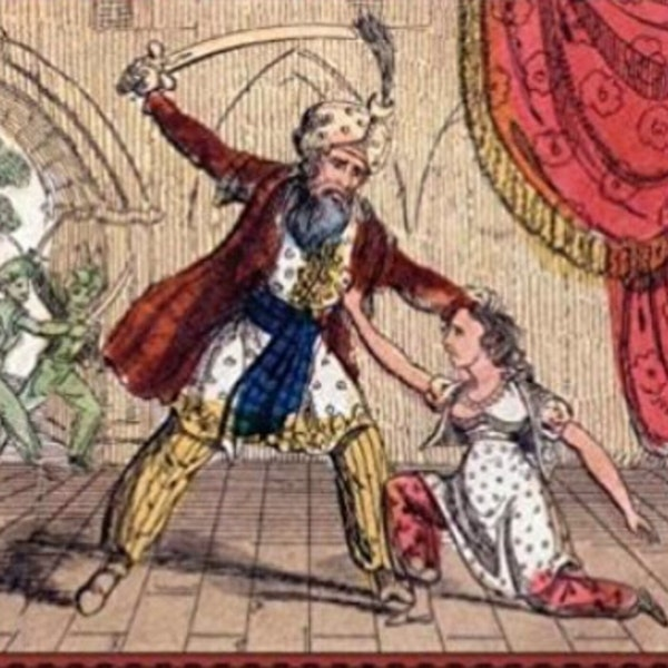 Episode 8: New Year's Day at the New Theatre, 1800