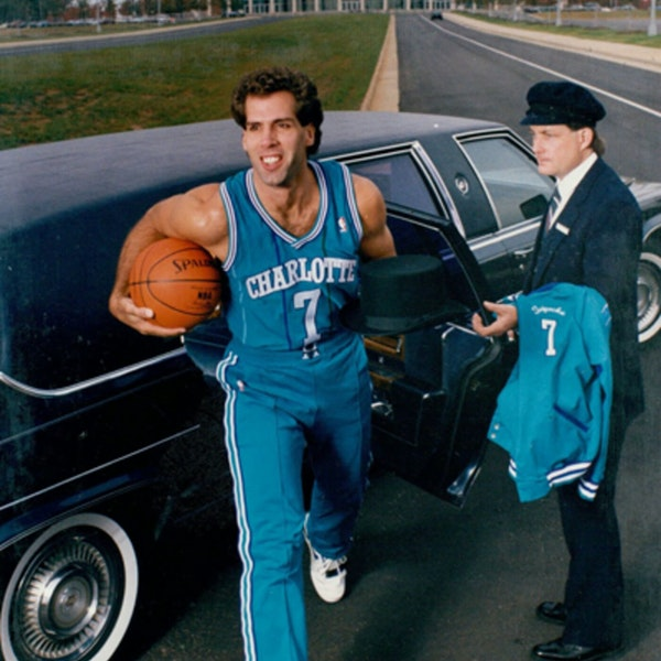 Kelly Tripucka (part two): Notre Dame star, two-time NBA All-Star and broadcaster - AIR074 Image