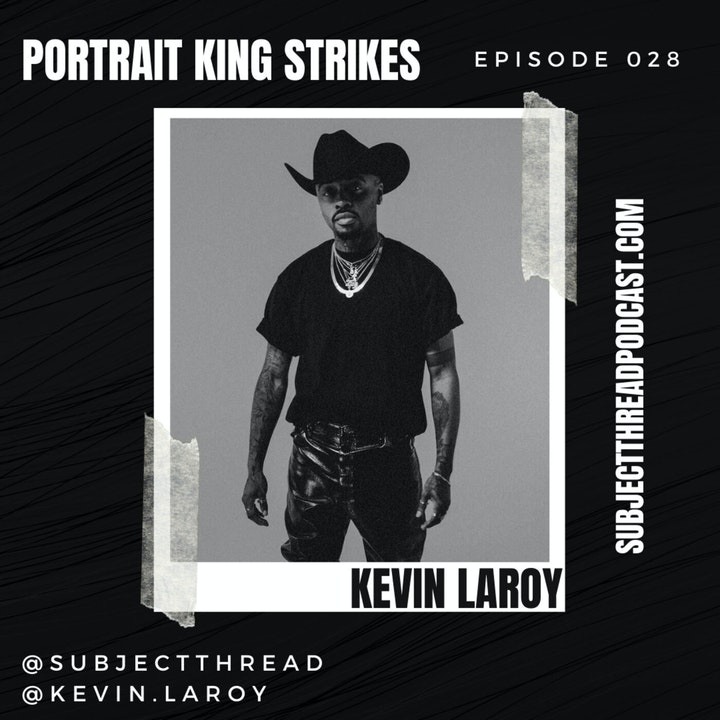 Portraits. Fashion. Tattoos. in Los Angeles With Kevin Laroy (@kevin.laroy) Ep 028
