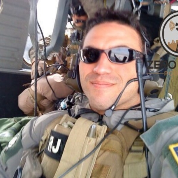 Ep. 18 - Mike Maroney former USAF Pararescue (PJ) Image