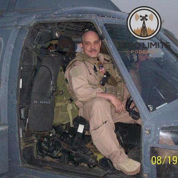 "Ep. 24 Yonel ""Yogi"" Dorelis former US Marine and US Nvay, Army and Airforce Helicopter Pilot Image"