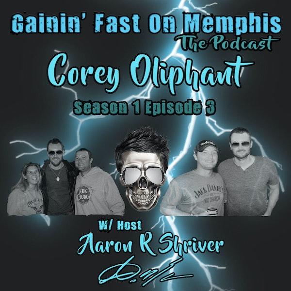 "Corey Oliphant   Original ""Church Choir"" Member Image"