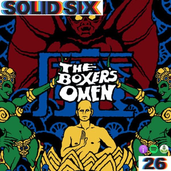 Episode 26: Hong Kong Horror Pt. 2 - The Boxer's Omen