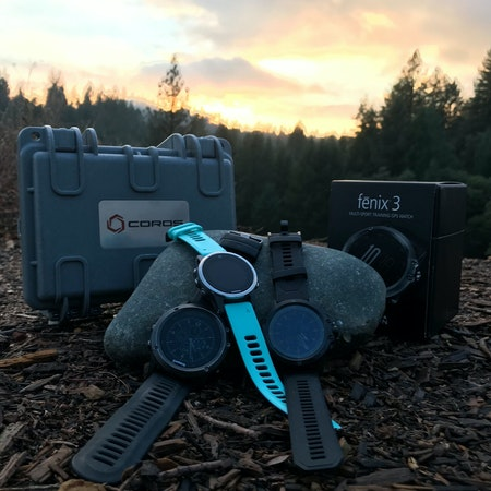 First 99 Gear Review - Coros vs. Garmin running watches Image