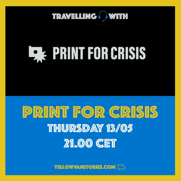 """Print For Crisis """"Looking Back and Ahead"""""""
