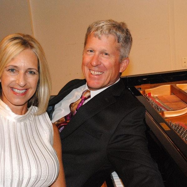 Suncoast Musical Power Couple, Rich and Stacy Ridenour, Join the Club Image