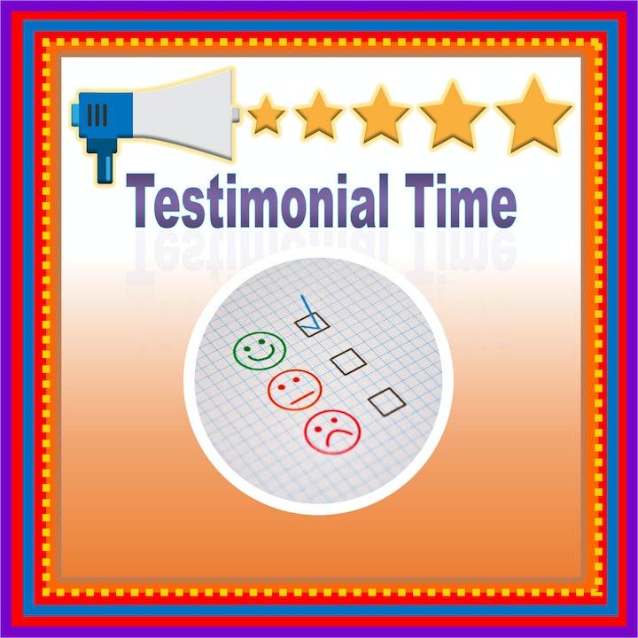 022 - Testimonial Time: Anisha