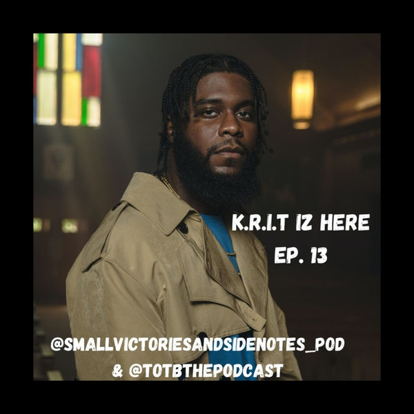 Track By Track Album Review: K.R.I.T IZ Here Image