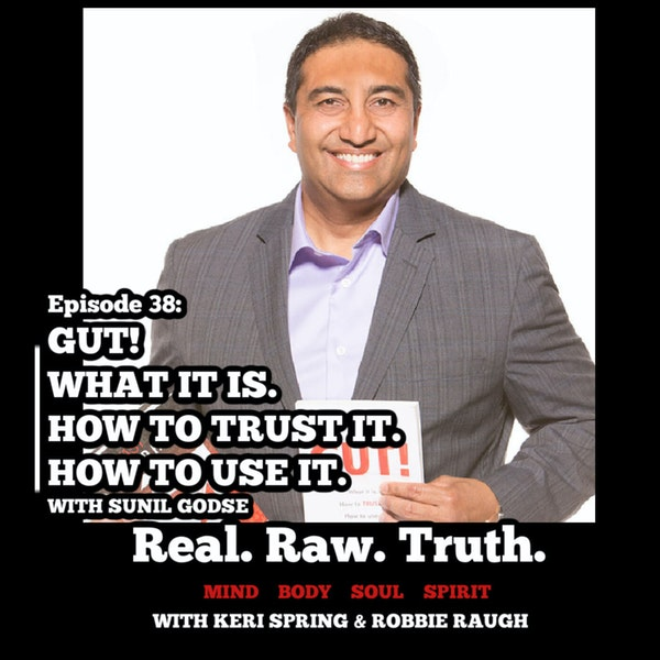 038: Intuition with Sunil Godse Image