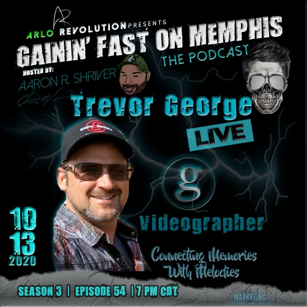 Trevor George | Garth Brooks Cinematographer Image
