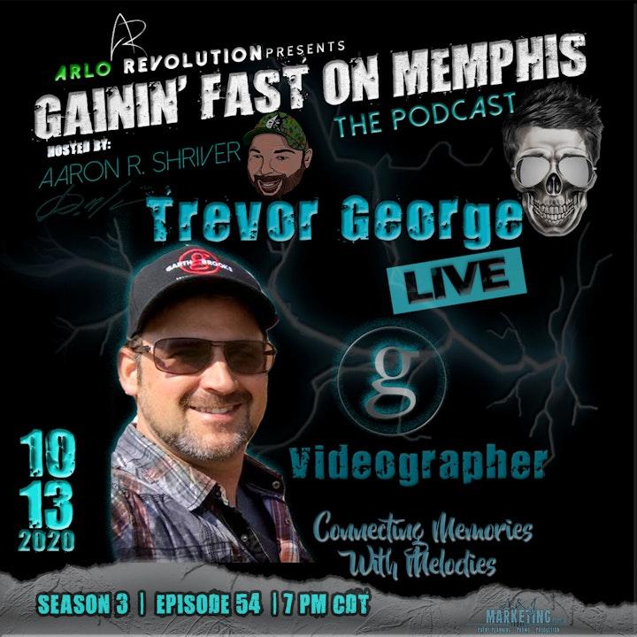 Trevor George | Garth Brooks Cinematographer