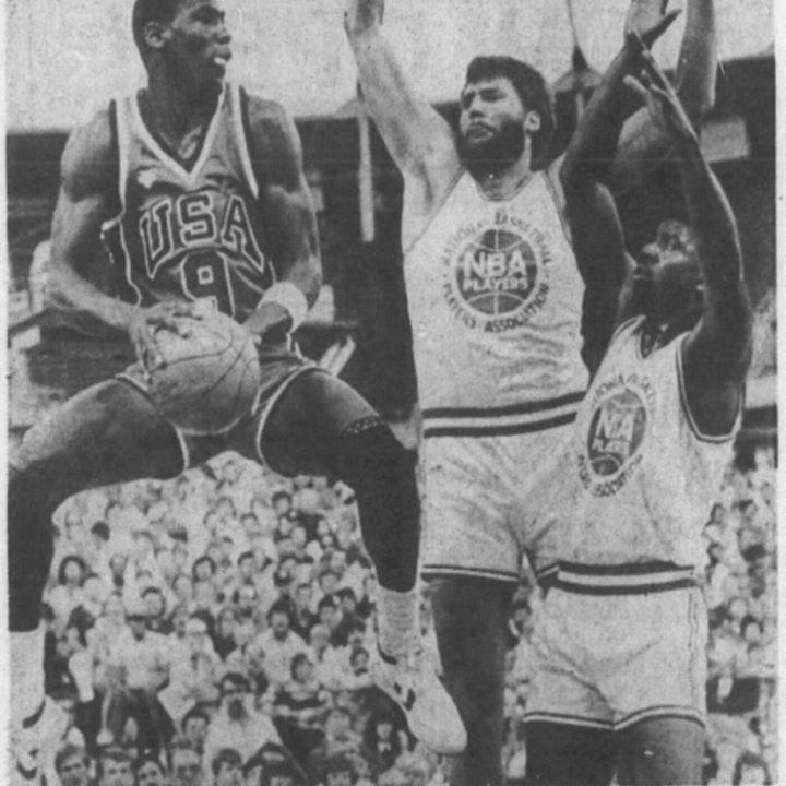 Chris Engler: University of Wyoming standout and five-year NBA veteran - AIR078