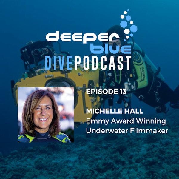The World's Oldest Scuba Diver   Michele Hall - Award Winning Underwater Filmmaker Image