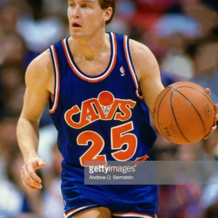 Mark Price: NBA All-Star, Cleveland Cavaliers legend and Hall of Fame candidate - AIR087
