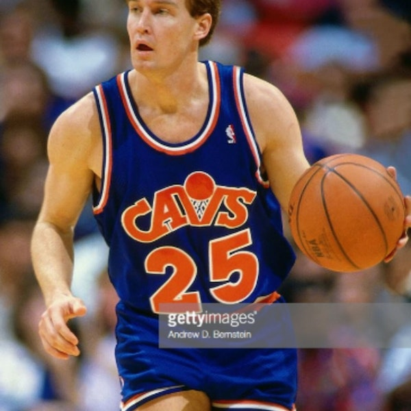 Mark Price - NBA All-Star, Cleveland Cavaliers legend and Hall of Fame candidate - AIR087 Image